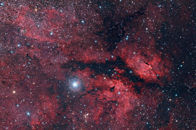 IC1318 - Région de Sadr