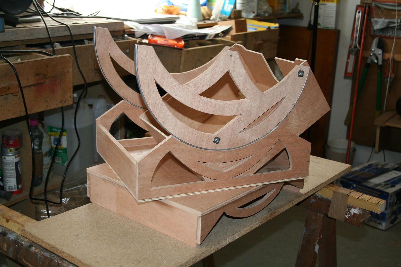 Making of 250 Strock Dobson - ZESLY NET ASTRO – PHOTOS