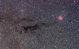 IC 5146 - Nébuleuse du Cocon