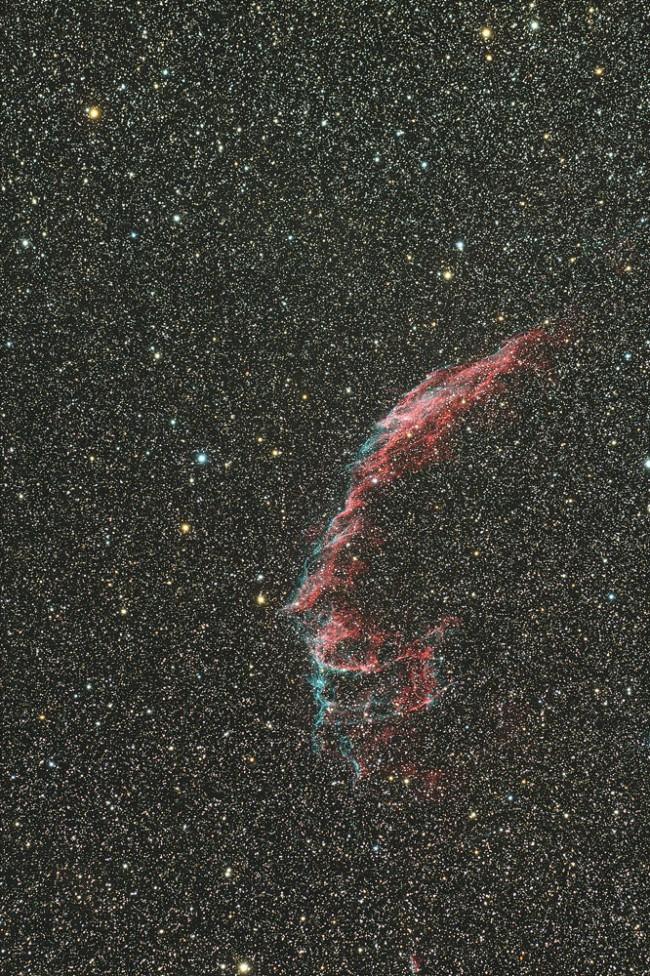 NGC 6992 - Les Grandes Dentelles du Cygne