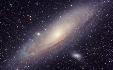 M31 - The Girl Next Door