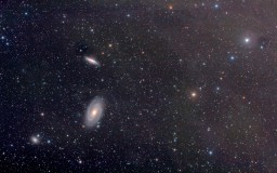 M81, M82 and IFN
