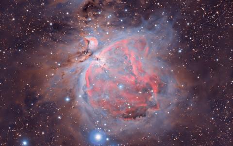 M42 - La Grande Nébuleuse d'Orion
