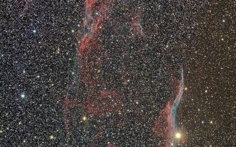 NGC6960 - Les Petites Dentelles