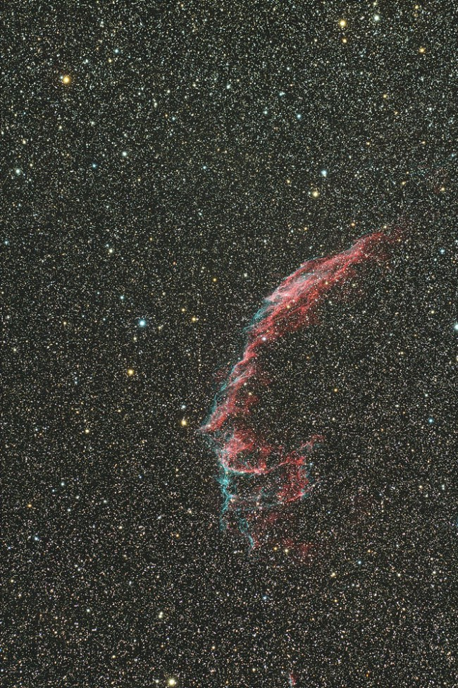 NGC 6992 - The Large Veil Nebula