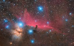 IC 434 - Nebuleuse de la Tête de Cheval
